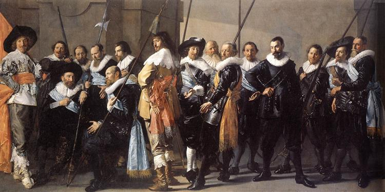 the meagre company 1637,