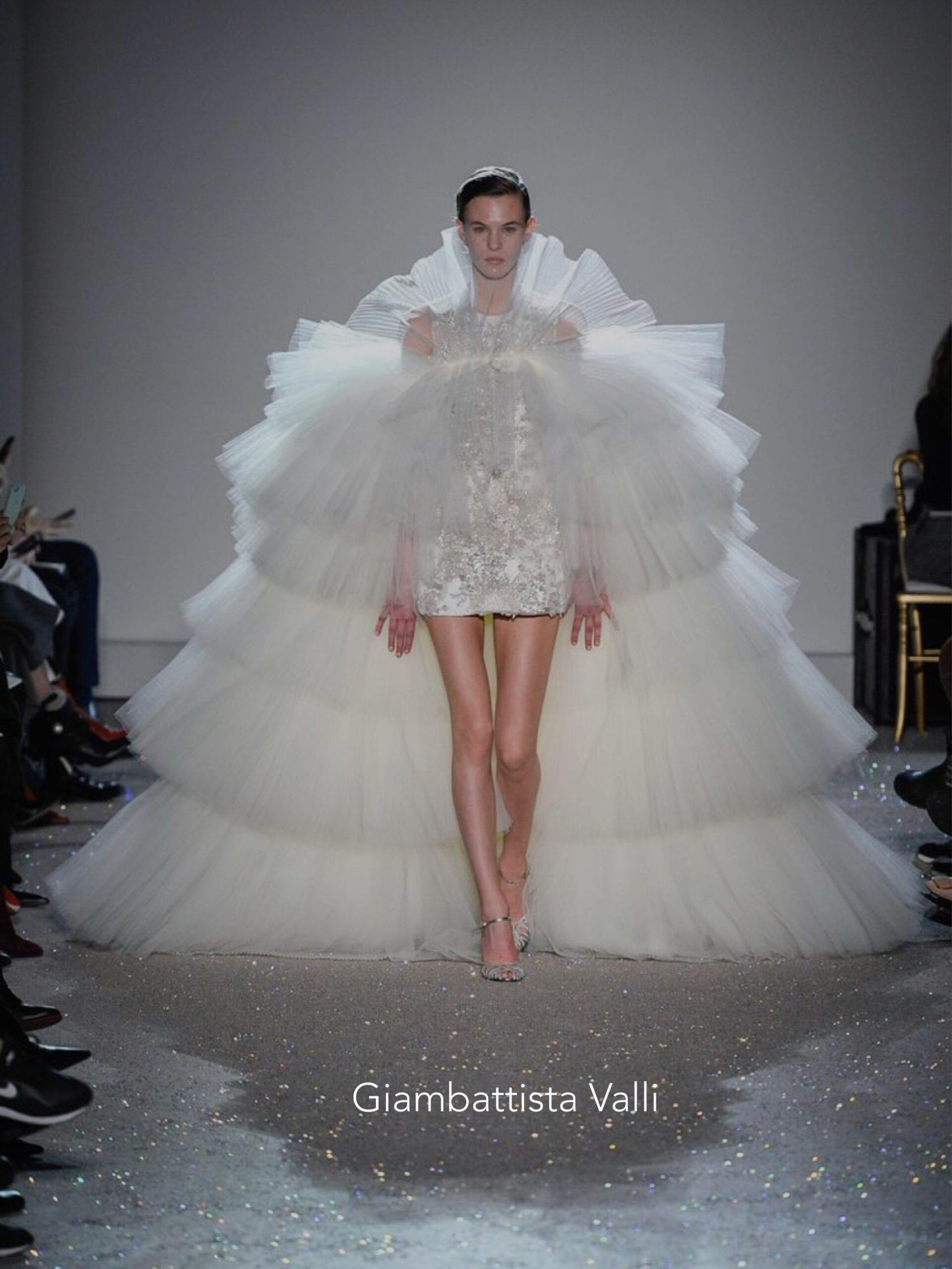 Giambattista valli spring 2019, haute couture spring 2019, haute couture paris 2019, blogger moda italia famose 2019
