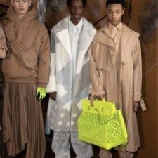 Virgil Abloh Louis Vuitton: la sua influenza sul menswear è tossica