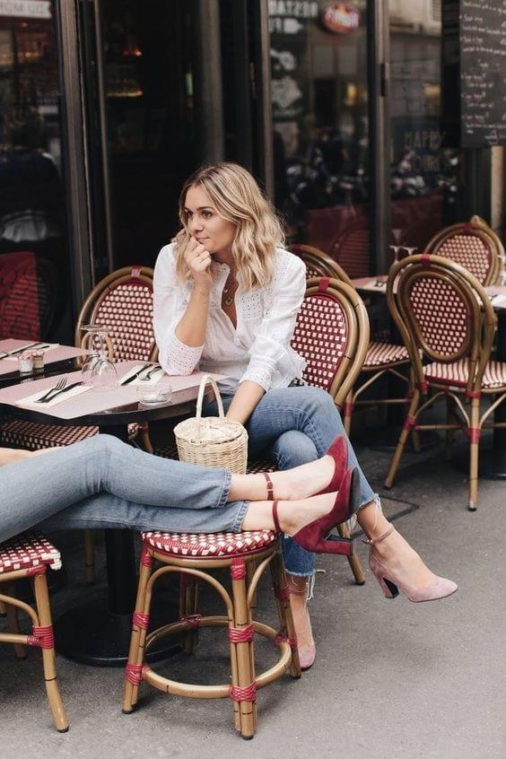 stile parigino, moda parigina, vestirsi parigina, stile parisienne