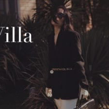 | Fashion Editorial |Villa |