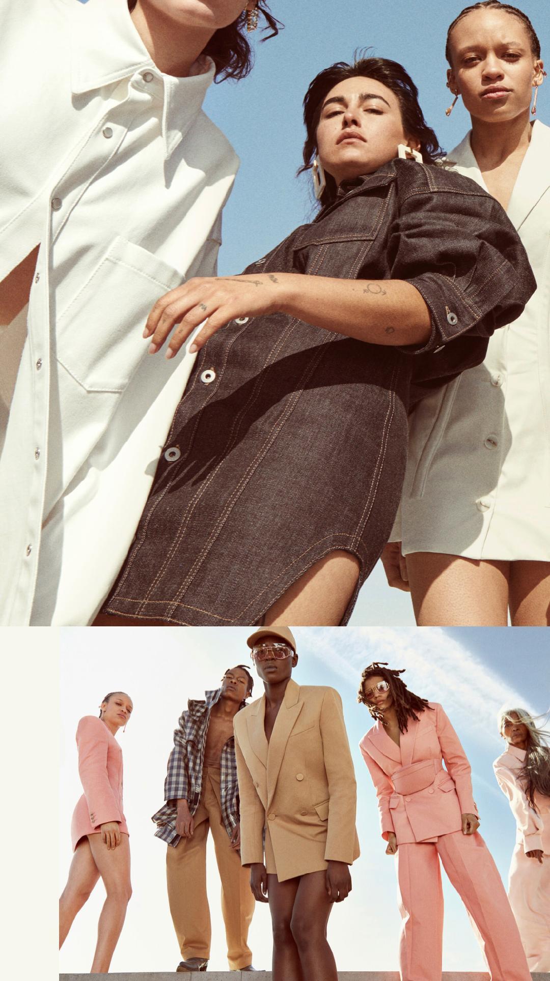 Fenty moda, fenty clothing, elisa bellino