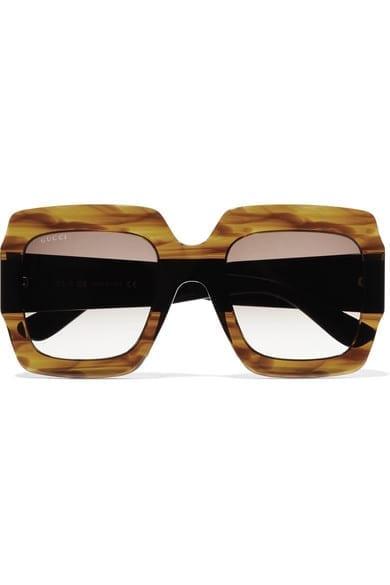 occhiali da sole estate 2019, gucci occhiali da sole