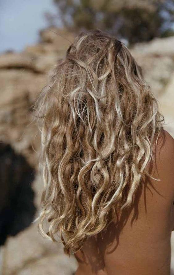 Cura capelli in estate. elisa bellino, fashion blogger italiane famose
