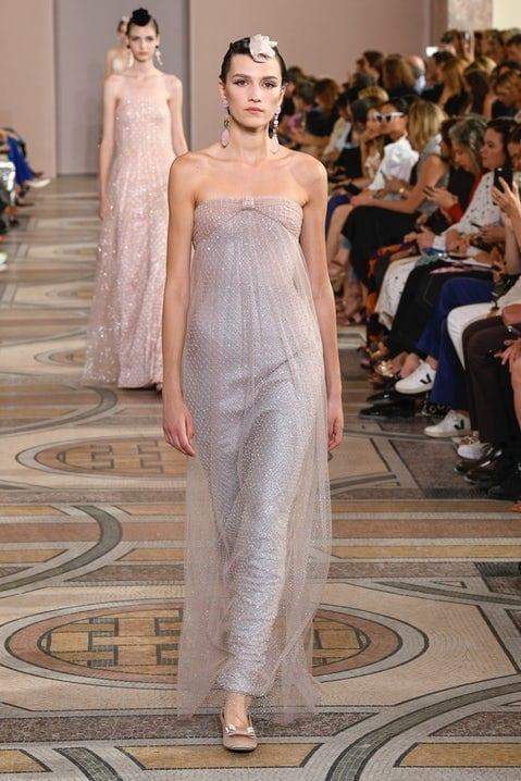 Armani Privé, haute couture 2019, Armani Privé, theladycracy.it, elisa bellino