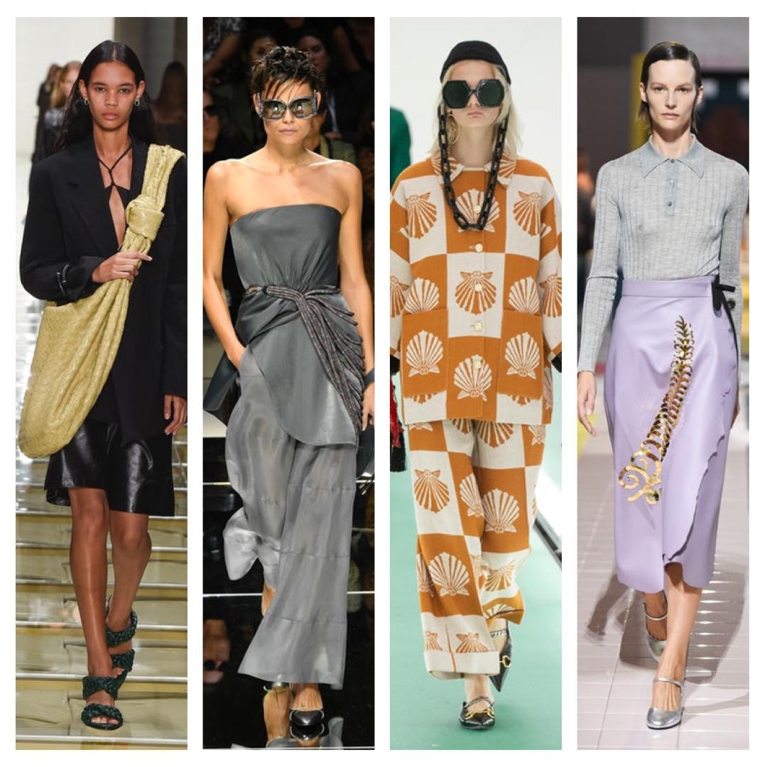 tendenze estate 2020, milano fashion week estate 2020, fashion trends primavera estate 2020