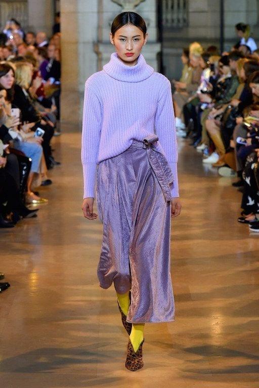 ultime tendenze moda 2019, come abbinare lilla, come abbinare il viola, vestirsi settembre milano 2019, .jpg