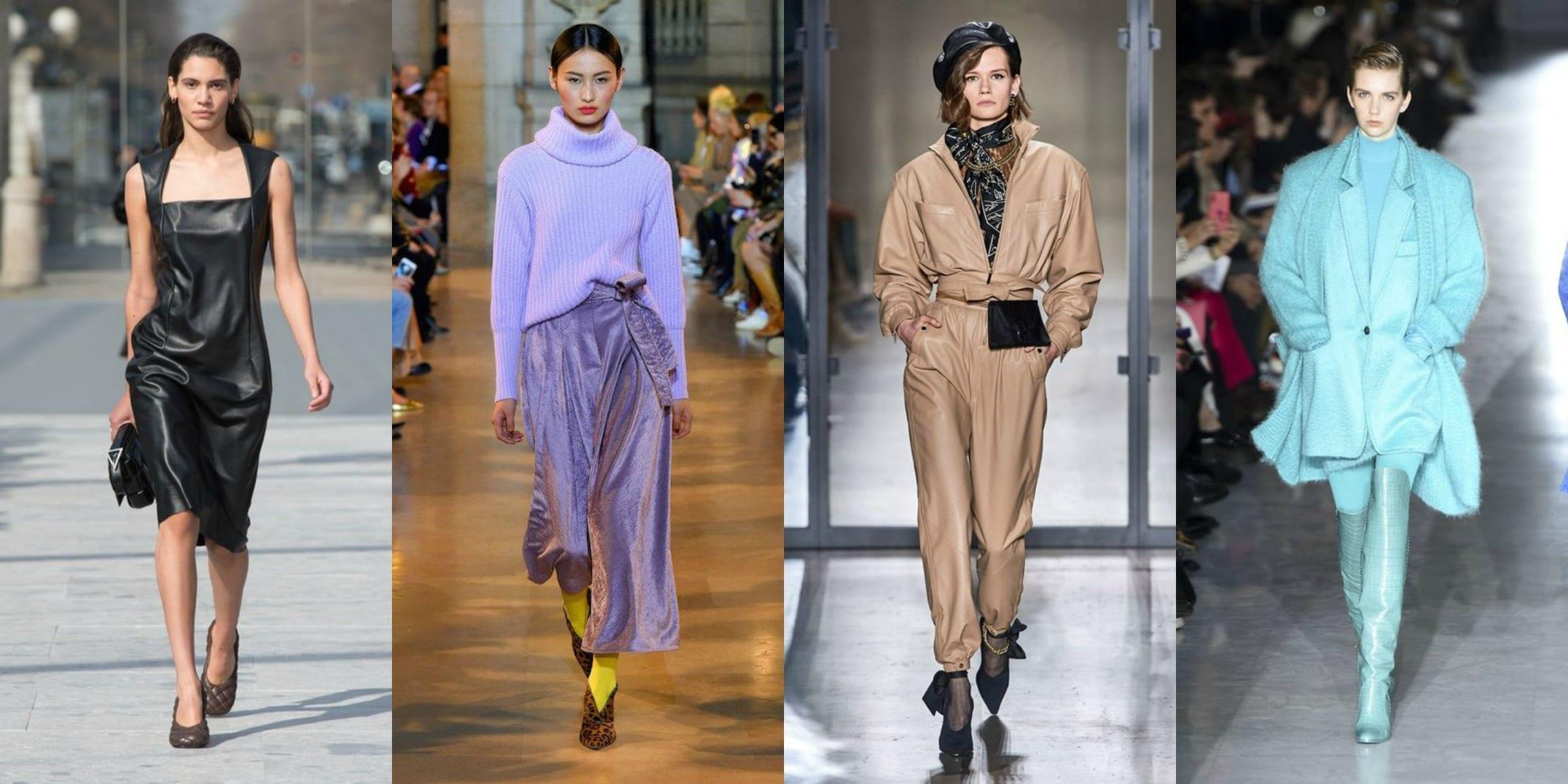 ultime tendenze moda 2019, vestirsi settembre milano 2019, fendi sfilata 2019