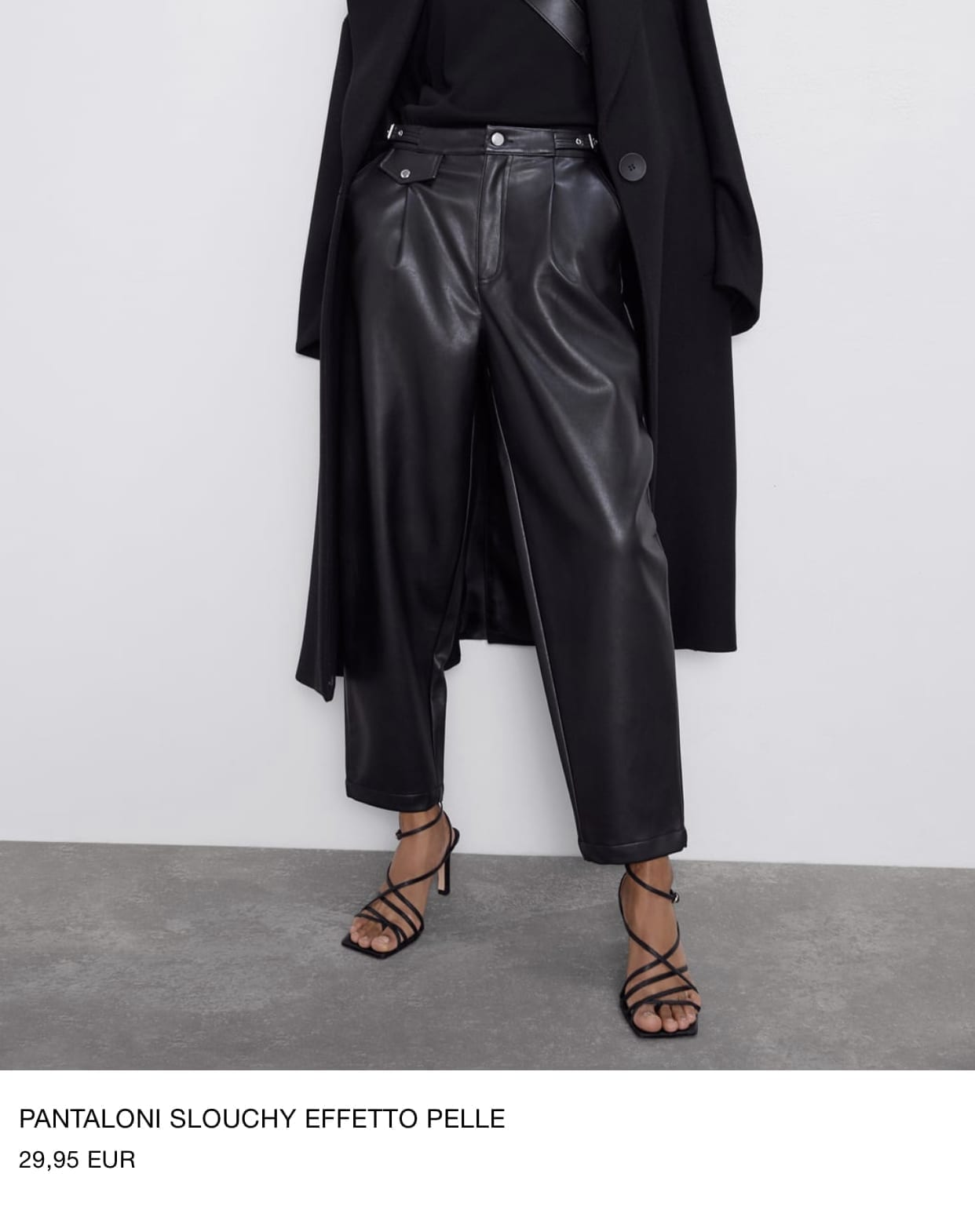 cosa comprare da zara autunno 2019, pantaloni zara 2019, come vestirsi minimal chic