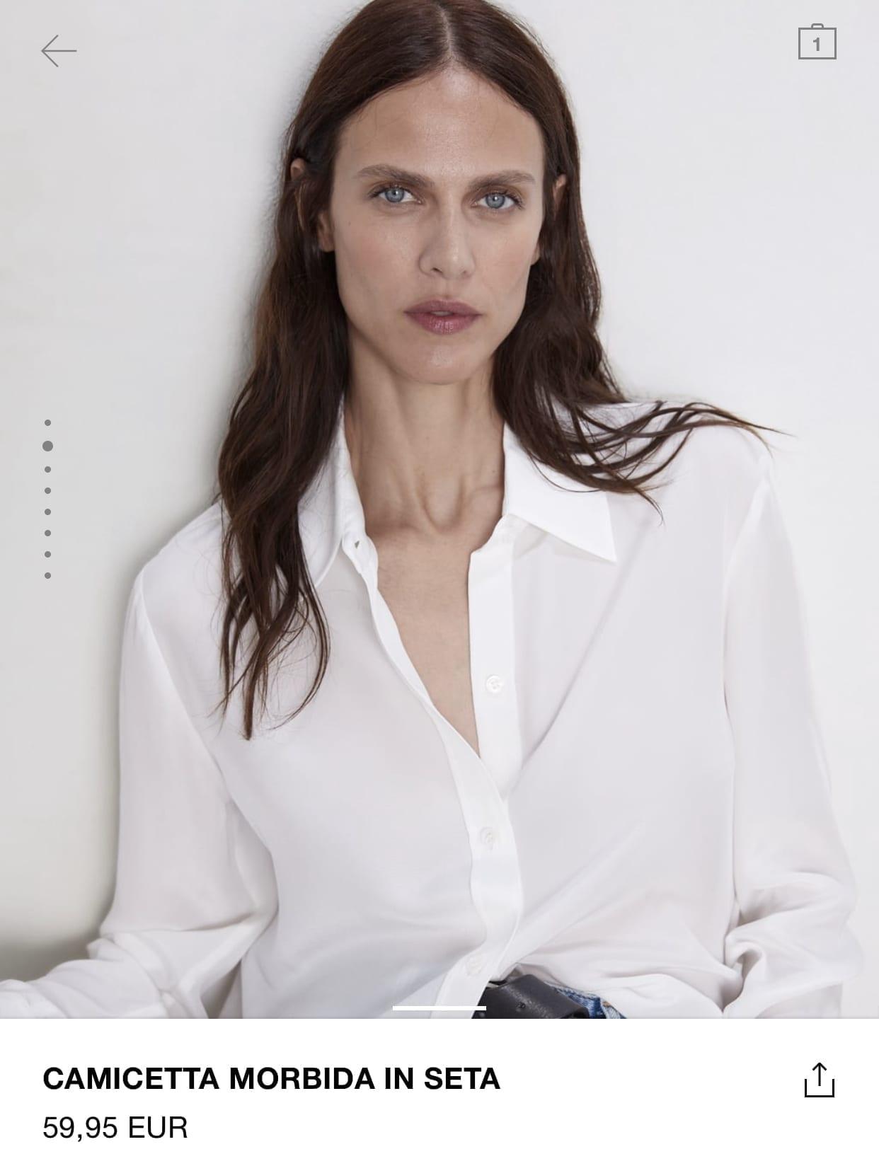 cosa comprare da zara autunno 2019, camicia bianca zara 2019, come vestirsi minimal chic