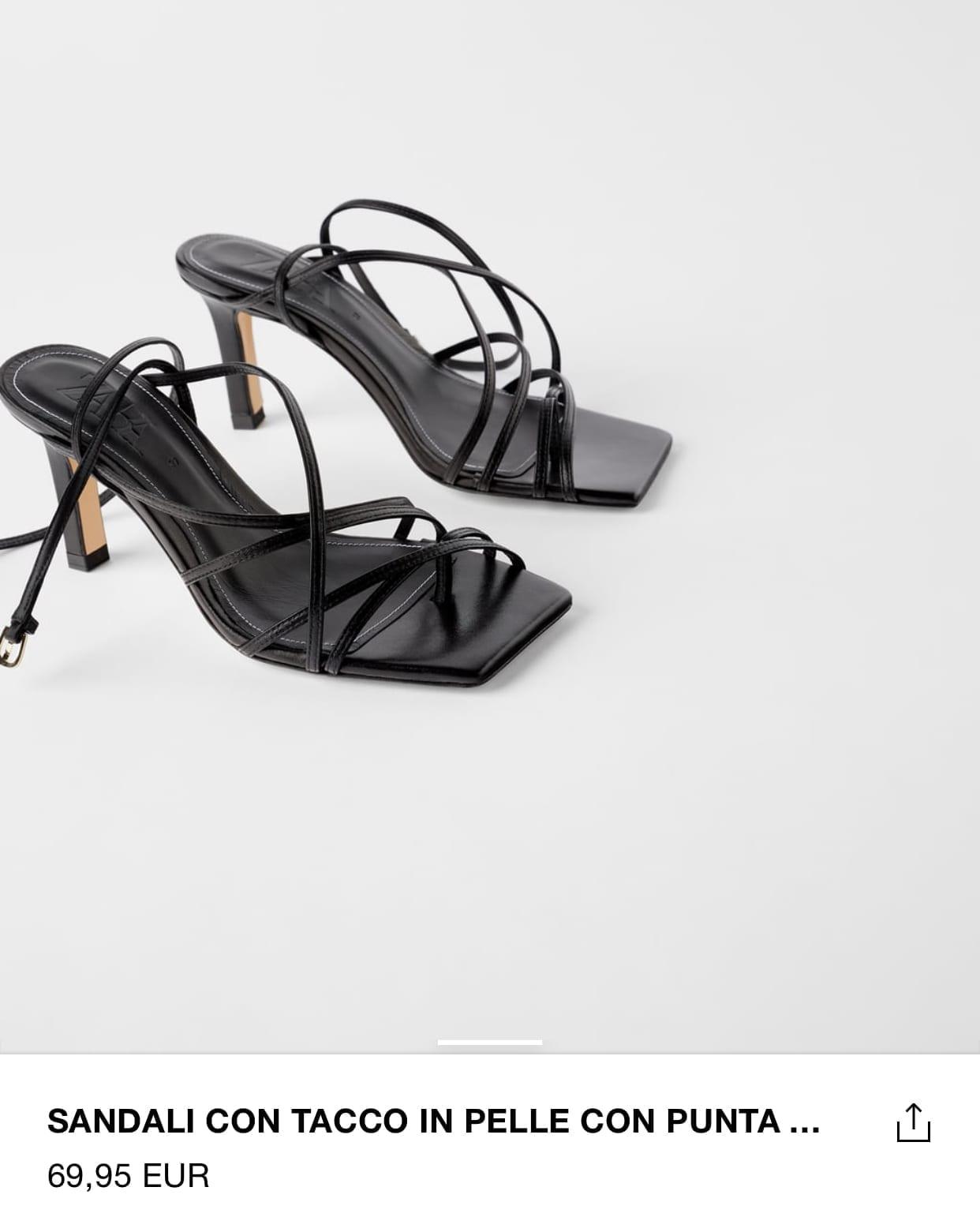 cosa comprare da zara autunno 2019, sandali zara 2019, come vestirsi minimal chic