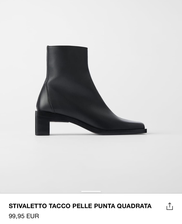 cosa comprare da zara autunno 2019, stivali zara 2019, come vestirsi minimal chic
