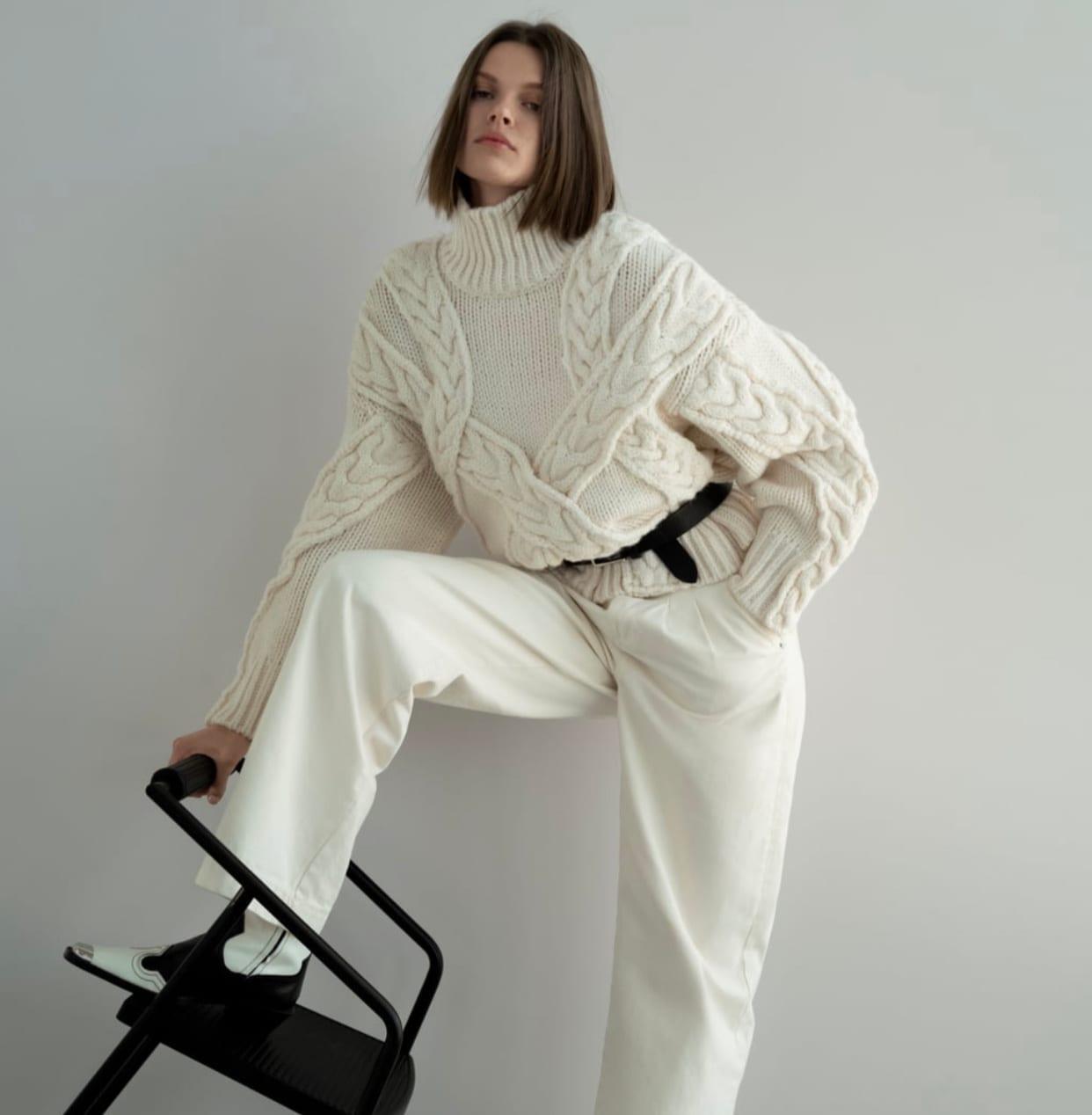 cosa comprare da zara autunno 2019, maglioni zara 2019, come vestirsi minimal chic