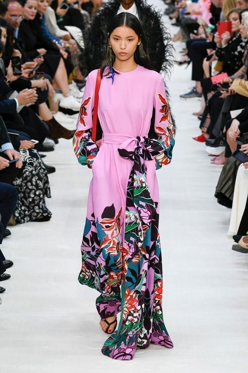 valentino ss 2020, tendenze primavera estate 2020