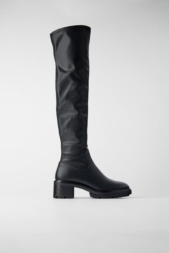 Stivali alti quali scegliere per l'inverno 2019? Ecco la mia