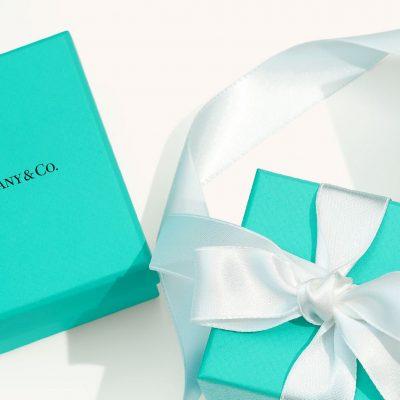 tiffany gioielli, scatoline blu tiffany, packaging tiffany